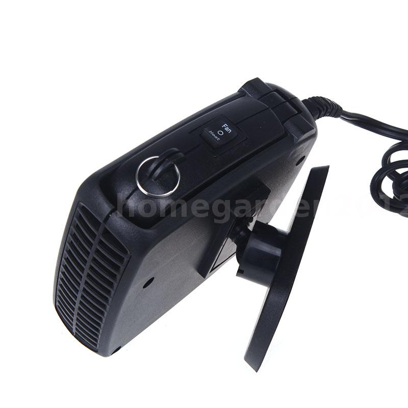 Car vehicle electric fan heater heating windshield for 12v window defroster