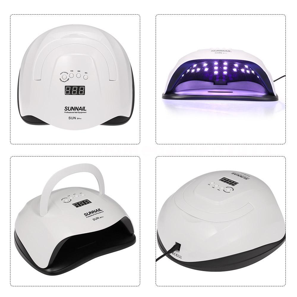 80w Nail Lamp Uv 42 Led Quick Dryer Manicure For Gel Polish Curing Light Us G0k8 Ebay
